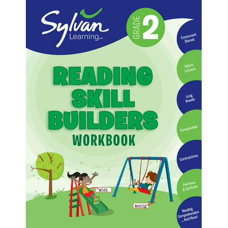 2nd Grade Reading Skill Builders Workbook : Activities, Exercises, and Tips to Help You Catch Up, Keep Up, and Get Ahead (Second Grade Halloween Crafts)