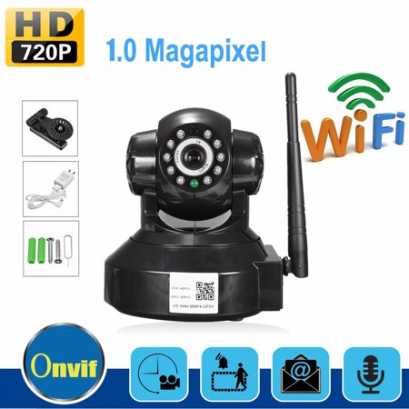 Elegiant Wireless Hd 720p Smart Security Ip Camera Ir