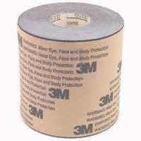 3M 15300 Floor Surfacing Paper, 50 yd Roll x 8 in, 80-1/0 Grit