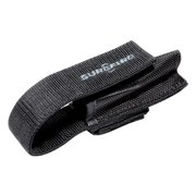 Surefire V91 Nylon Quick-Detach Holster, Light Holder, Fits U2 and Similar Size Lights, Ambidextrous, Black V91