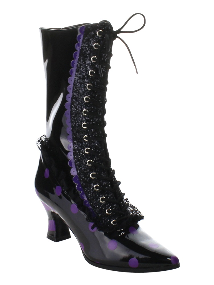Mid-Calf Witch Boots - Walmart