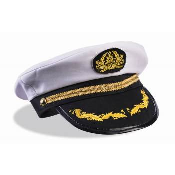 Sequin Sailor Hat Halloween Costume Accessory](Firefighter Halloween Hat)