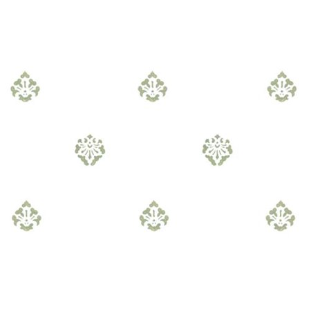 Victorian Lace Wall Stencil SKU #3427 by Designer Stencils