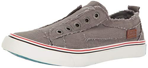 Fashion Sneaker Grey Fashion Slip