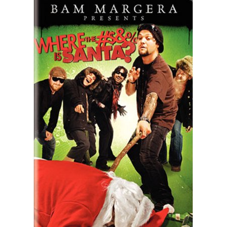 Bam Margera Presents: Where the #$&% is Santa? (DVD)
