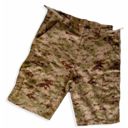 CARGO SHORTS Men's Digital Camouflage Medium