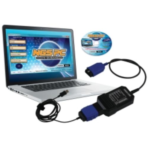 Waekon Industries 90069 2014 Ngs Pc Ford, Lincoln, Mercury Diagnostic Software Kit With Subscription Based Software Solution