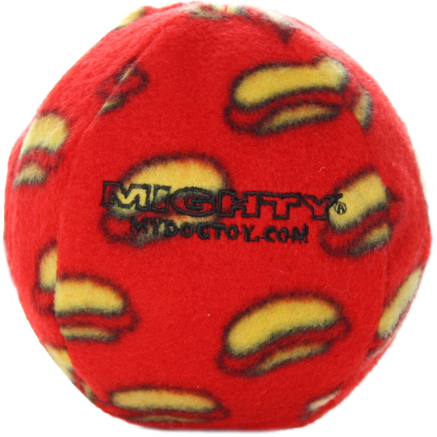 Mighty Ball, Medium, Red