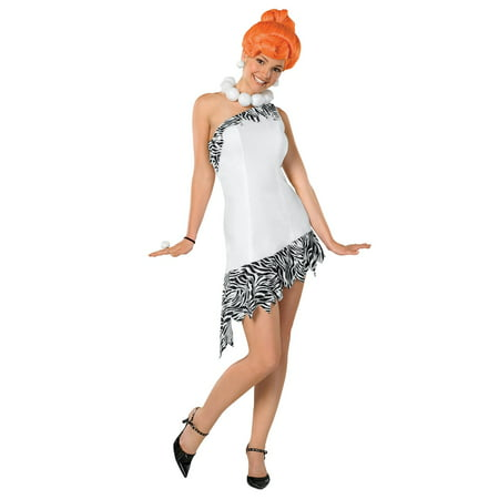 The Flintstones Wilma Flintstone Adult Costume - Wilma Rubble