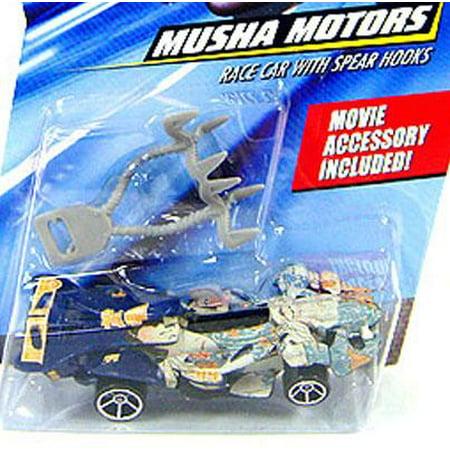 Speed Racer Hot Wheels Musha Motors Diecast Vehicle