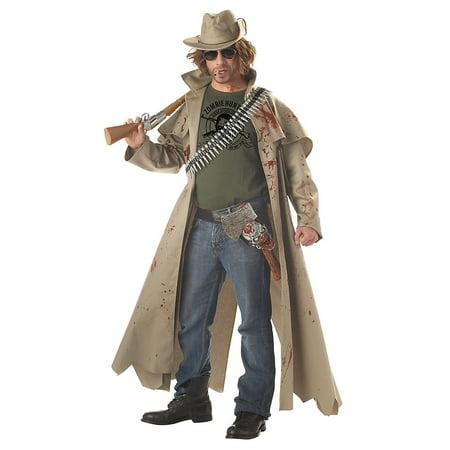 Adult Zombie Hunter Costume California Costumes 933