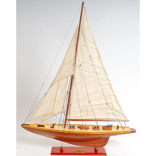 Old Modern Handicrafts Medium Shamrock Model Boat by Old Modern Handicrafts