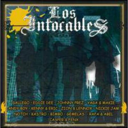 Los Intocables   Los Intocables  Cd