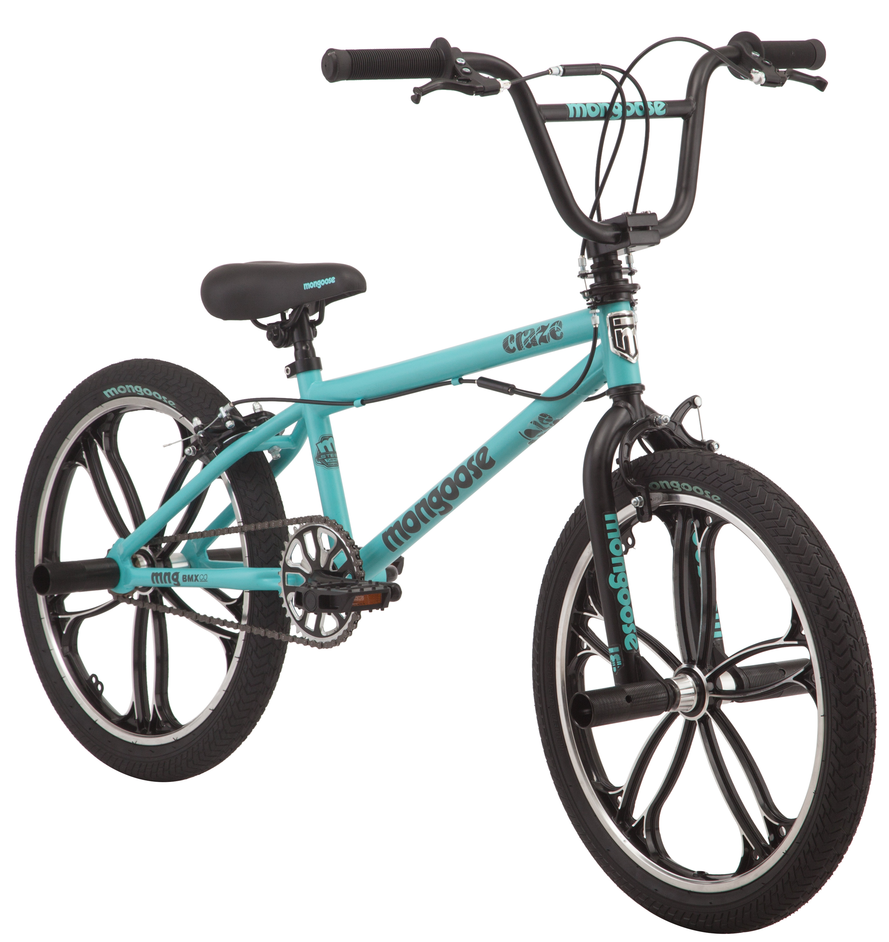 "20"" Girls Mongoose Craze BMX Bike"