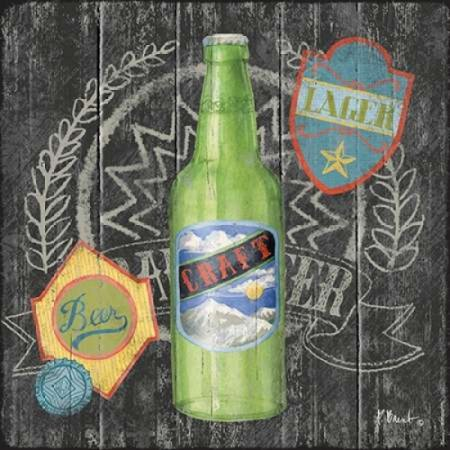 Craft Brew II Poster Print by Paul Brent
