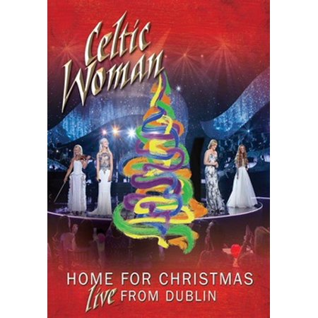 Celtic Woman Christmas.Celtic Woman Home For Christmas Live In Concert Dvd