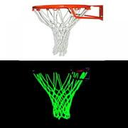 1PC Outdoor Sports Light Up Basketball Net Heavy Duty Basketball Net Replacement Outdoor Shooting Trainning