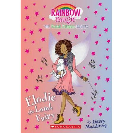 Elodie the Lamb Fairy : A Rainbow Magic Book (Rainbow Furry Boots)