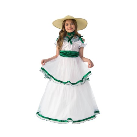 Southern Belle Child Halloween Costume](Southern Belle Dress)