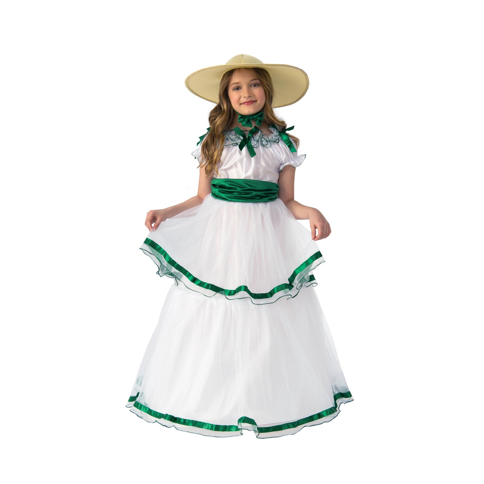 Southern Belle Child Halloween Costume  sc 1 st  Walmart : halloween costumes southern belle  - Germanpascual.Com