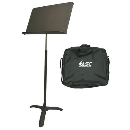 Music Bag (Professional Sheet Music Holder Stand Band Orchestra Choir Portable Stand W/ Bag)