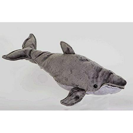 10 Humpback Whale Plush Stuffed Animal Toy Walmart Com