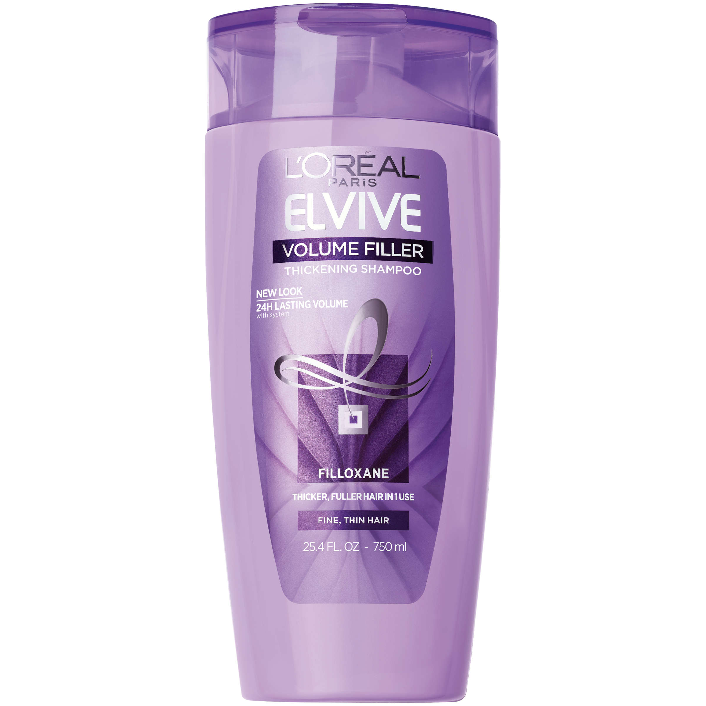 L'Oreal Paris Elvive Volume Filler Thickening Shampoo 25.4 FL OZ