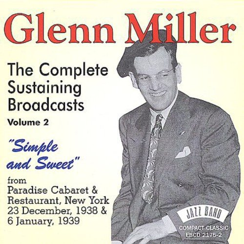 Complete Sustaining Broadcasts 2: Simple & Sweet