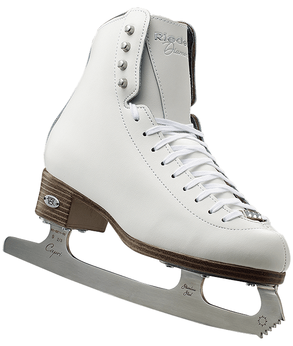 Riedell Model 33 Diamond Girls Figure Skates by