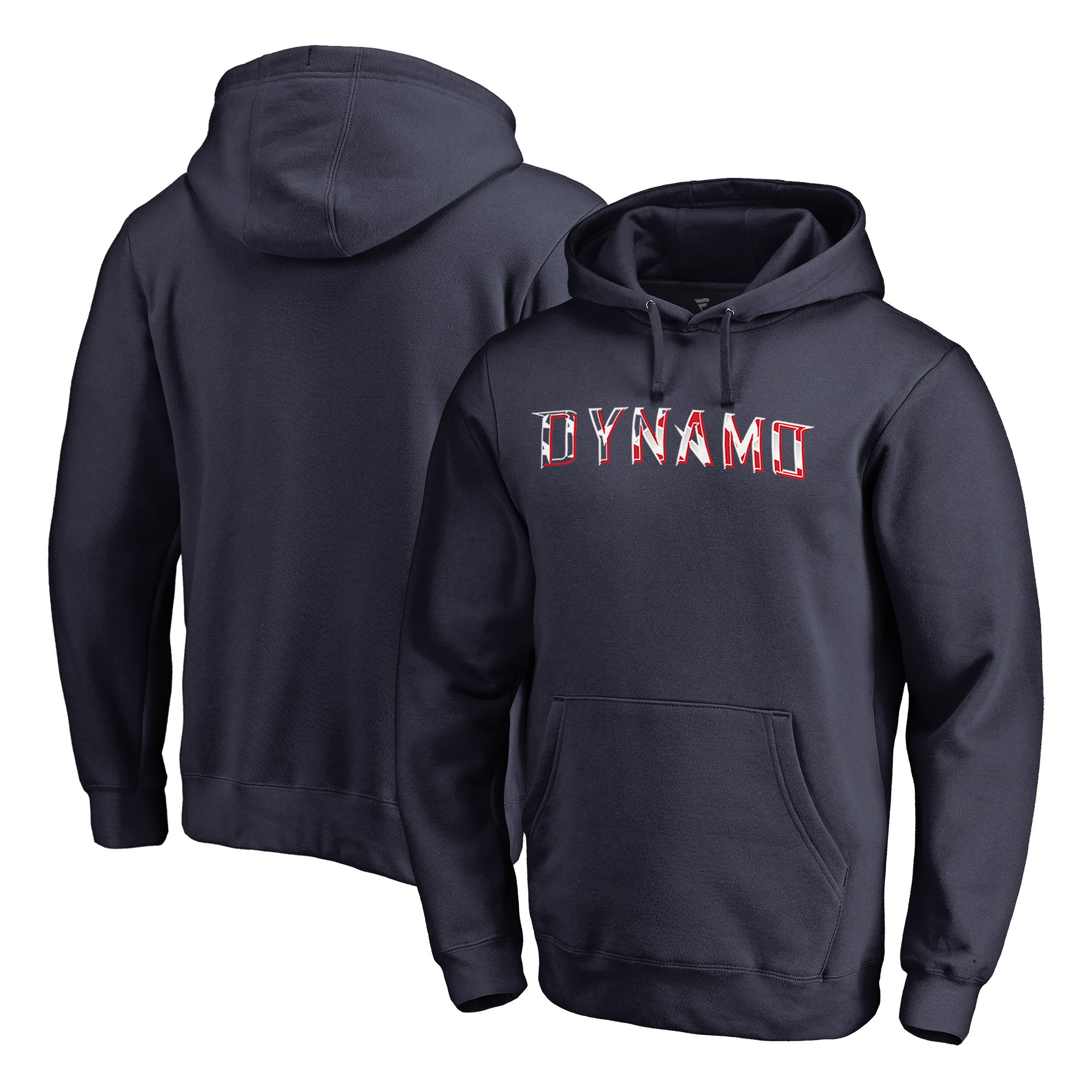 Houston Dynamo Fanatics Branded Club and Country Pullover Hoodie - Navy