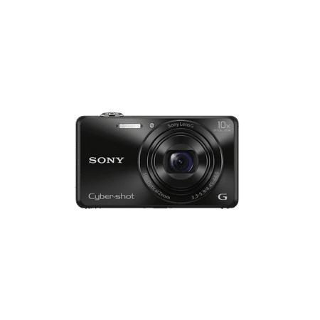 DSC-WX220/B Compact Point and Shoot Digital Still (Best Sony Point And Shoot)