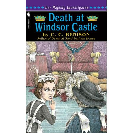 Windsor Castle (Death at Windsor Castle : Her Majesty Investigates )