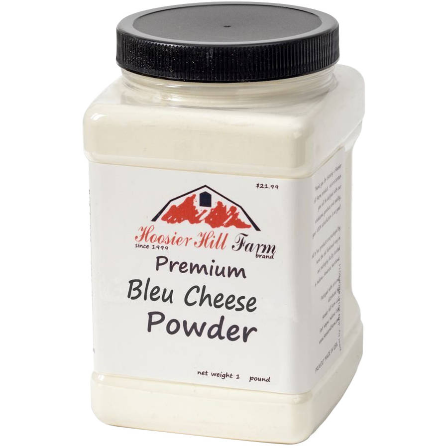Hoosier Hill Farm Premium Bleu Cheese Powder, 1 lb by
