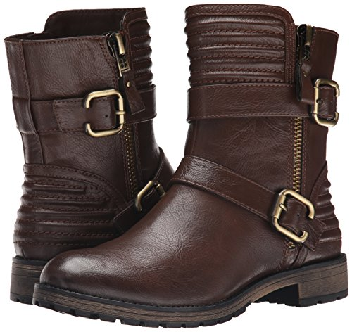 Naturalizer Women's Tandie Boot, Brown, 6.5 N US