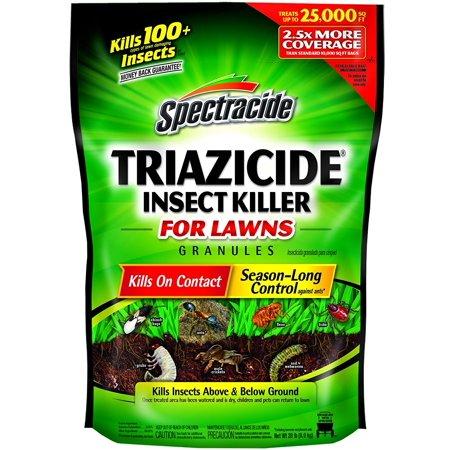 Spectracide Triazicide Lawn Insect Killer Granules 20