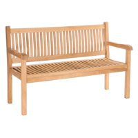 Chic Teak Elzas Teak Outdoor Bench