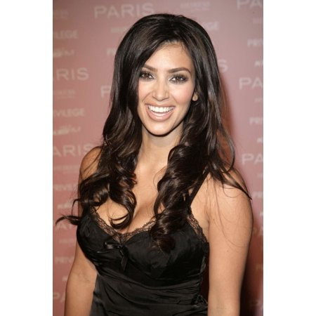 Kim Kardashian At Arrivals For Paris Hilton Paris Cd Launch Party Privilege Night Club Los Angeles Ca August 18 2006 Photo By Jeremy MontemagniEverett Collection Celebrity