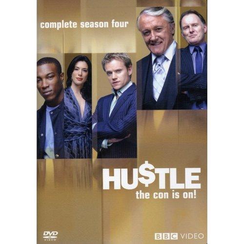 Hustle (2004/ TV Series): The Complete Season 4