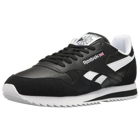 7d47cb21992d53 Reebok - Reebok AR2642  Men s CL Leather Ripple Low BP Fashion Sneaker
