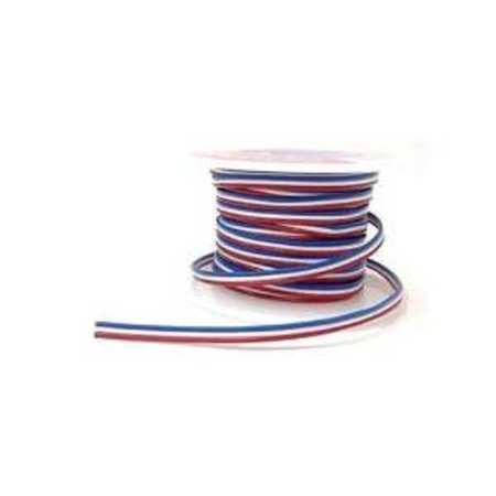 14' Wire Roll, 28 Gauge/3-Conductor