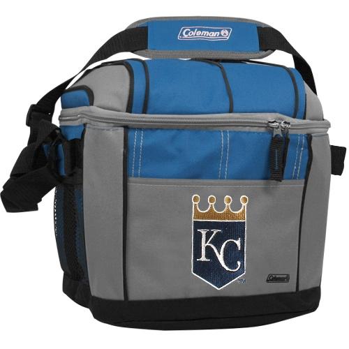 Coleman Kansas City Royals 24 Can Soft-Sided Cooler - Light Blue - No Size