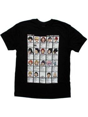 My Hero Academia Class 1A UA HS Students T-Shirt