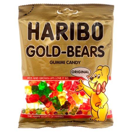 Gummy Bear Haribo (New 328193  Haribo Gummy Bears 4 Oz (12-Pack) Gummies Cheap Wholesale Discount Bulk Candy Gummies)