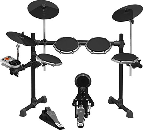 Behringer XD80USB High-Performance 8-Piece Electronic Drum Set w 175 Sounds, 15 Drum Sets,... by Behringer