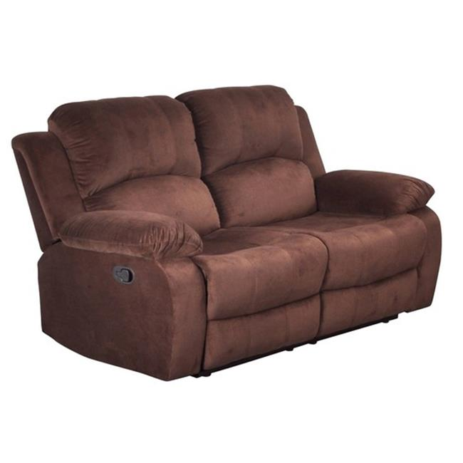 Lifestyle Furniture Lgs2902 L Odessa Reclining Loveseat