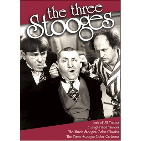 The Three Stooges: Volume 2 (DVD) - Three Stooges Halloween