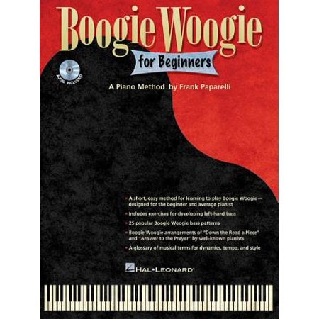 Boogie Woogie for Beginners : A Piano Method