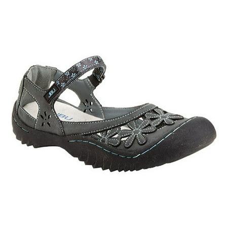 2dec5158436c JBU by Jambu - Women s Wildflower Mary Jane Casual Shoes - Walmart.com