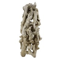 A & B Home Real Tree Root Tabletop Decor