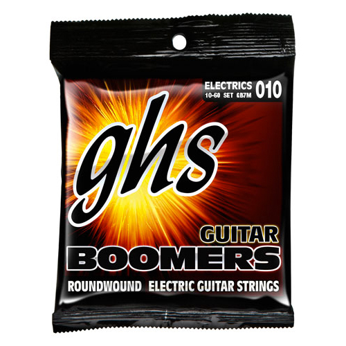 GHS Boomers GB7M 7 String Guitar String Set by GHS